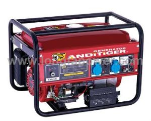 CE Certified 9.0HP Soundproof Gasoline Generator pictures & photos