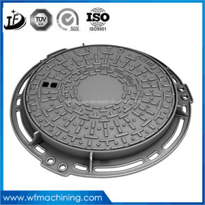 En124 D400 Casting Grey/Ductile Iron Coversewage Lid/Drain Covers Outdoor/Manhole Covers/Manhole pictures & photos