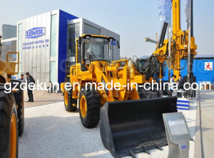 Popular China 3 Tons Lovol Fl936f Wheel Loader