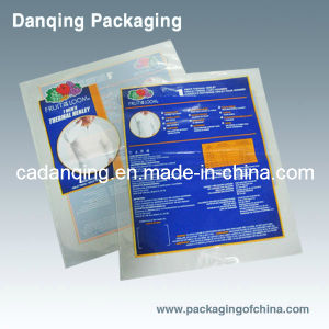 3 Sides Seal Bag,Plastic Packaging Bag (DQ162) pictures & photos