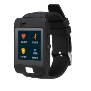 Smart Watch Heart Rate Blood Pressure Monitor with GPS Tracker pictures & photos