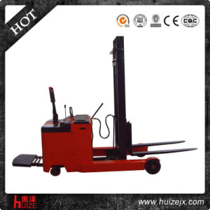 High Stable Electric Reach Stacker for Warehouse (Model No. HZCQD1016-01)