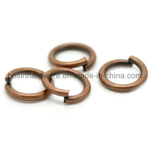 Antique Copper Metal Jump Rings pictures & photos