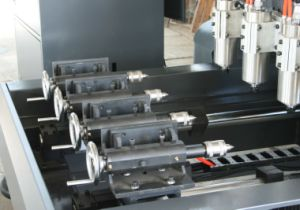 CNC Rotary Multi Heads Engraving Machine pictures & photos