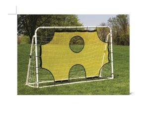 Portable Steel Soccer Goal with Target (Item No FSS B31) pictures & photos