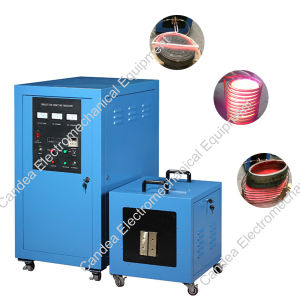 High Quality IGBT Modules Ultrasonic Frequency Induction Heating Equipment pictures & photos