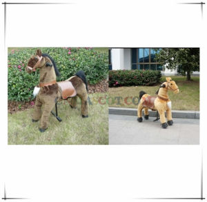 New Arrival Electric Horse Ride Animal Ride Toy for Sale pictures & photos