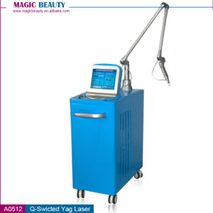 A0512 Professional Freckle Removal Q Switch ND YAG Laser Machine pictures & photos