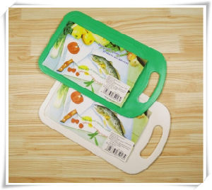 Kitchen Utensils Cookware Plastic Chopping Block pictures & photos