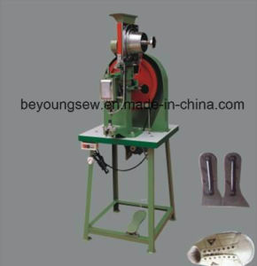 Shoe Machinery, Semi-Automatic Eyeleting Machine