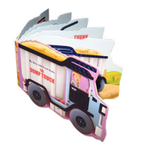 Custom Shape Children Book Printing with High Quality pictures & photos