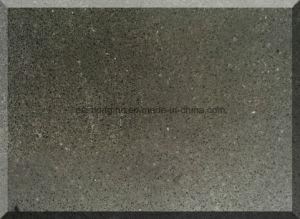 Wholesale Double Color Quartz Stone, Dark Emperador Marble Look Artificial Quartz Stone Slab pictures & photos