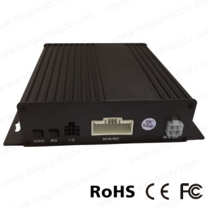 H. 264 Realtime 4 Channel SD Card Mobile DVR pictures & photos