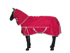 Ripstop Polyester Oxford Horse Rug (SMR1720) pictures & photos
