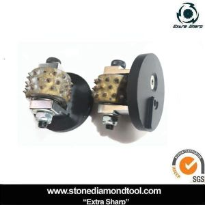 Diamond Bush Hammer Rollers with Redi Lock pictures & photos