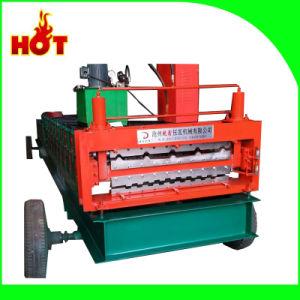 Steel Profile Roller Shutter Door Machine pictures & photos