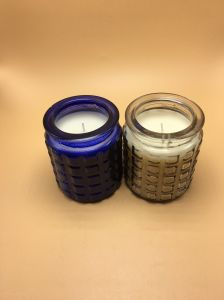 Elegant Glass Jar Scented Candle for Party and Air Fresh pictures & photos