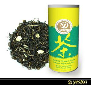 Jasmine Dragon Pearls Green Tea (1-010)