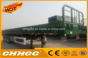 Dropside Cargo Transport Semi Trailer pictures & photos