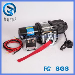 12V 3000 Lbs ATV/UTV Electric Winch (DH4500D) pictures & photos