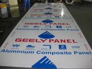 PVDF Aluminium Composite Panel, ACP, Acm pictures & photos