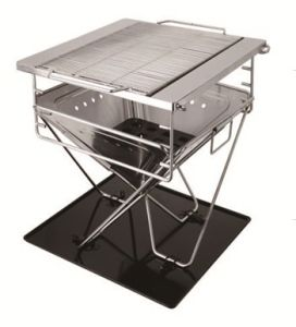 Blue Rhino Outdoor LP Gas Grill, Stainless Steel - Walmart.com