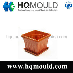 Plastic Injecion Mould for Flower Pot pictures & photos