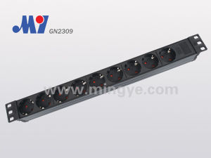 German PDU Socket with Cable (GN2309)
