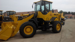 Articulated Pay Loader Sdlg 3t LG936L pictures & photos