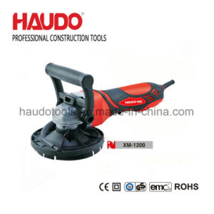 Haoda New Brushless Motor Concrete Grinder pictures & photos