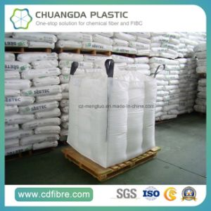 Form Stable PP Bulk Bag with Baffle and Coated Fabric for Food Packaging pictures & photos