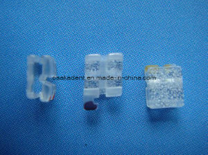 Hot Sell Roth Sapphire Ceramic Bracket/Dental Orthodontic Material pictures & photos