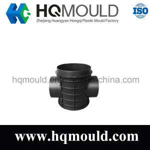 Plastic Cross Pipe Fitting Mould / Injection Mould pictures & photos