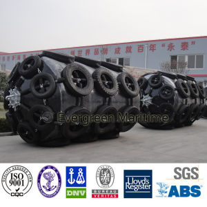 China Manufacturer Marine Fender Foam Filled Fender pictures & photos