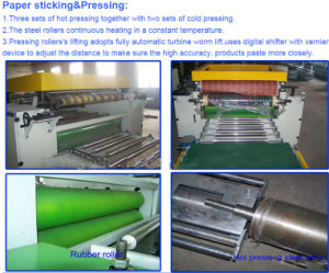 Wood Frame Decorate Machine pictures & photos