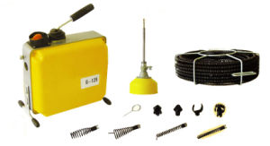 Electric Sewer Drain Cleaning Machine (S-125)