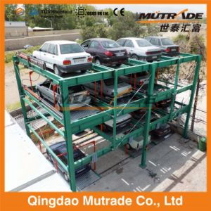 Hydraulic Powered Mutil-Level Intelligent Parking pictures & photos
