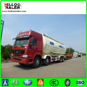 Sinotruk HOWO 8X4 336HP Bulk Cement Tanker Truck pictures & photos