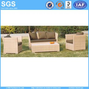 Patio Furniture Outdoor Rattan Sofa Set pictures & photos