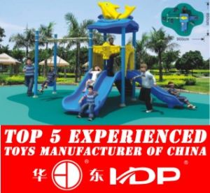 Guaranteed Quality Attractive Outdoor for Children Playground Equipment Slide pictures & photos