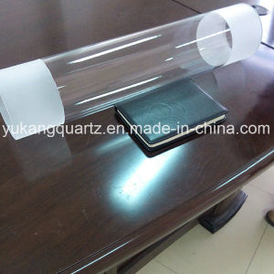 High Pressure Quartz Glass Tube/Quartz Glass Cylind pictures & photos