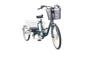 Cheap Electric Adult Motor Tricycle for Cargo pictures & photos