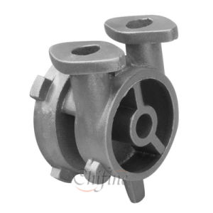 Customized Casting Pump Body Factory pictures & photos