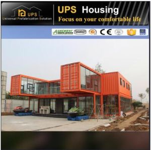 High Quality 40FT Container House Factory Price for Labor Dorm pictures & photos