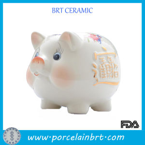 Ceramic Piggy Coin Bank Promotion Gift pictures & photos