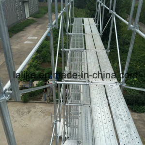 Construction Decoration Ringlock Scaffolding System