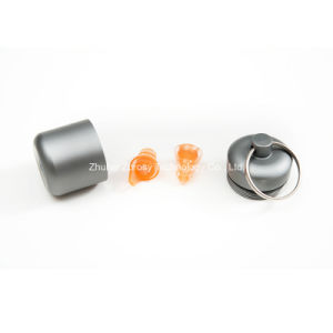 OEM&ODM Snr 23dB Hearing Protection Earplugs with Filter pictures & photos