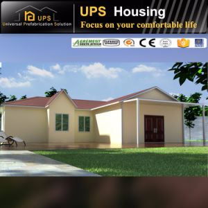 Foamed Cement Board Used Prefabricated House Prices in Sudan pictures & photos