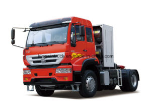 Sinotruk Brand HOWO 4X2 Driving Tractor Head Truck pictures & photos
