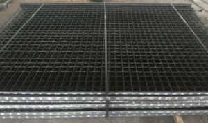 Vibrating Screen Mesh Panels with Edging Strip Made of Manganese Steel Wire